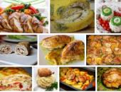 Миниатюра к статье Подборка праздничных блюд из курицы