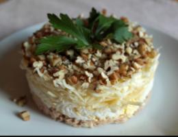 Миниатюра к статье Удивительно вкусный салат «Принц»