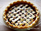 Миниатюра к статье Рецепт вишневого пирога