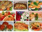 Миниатюра к статье 9 рецептов вкусных рыбных блюд!