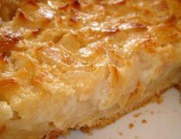 Миниатюра к статье Цветаевский яблочный пирог