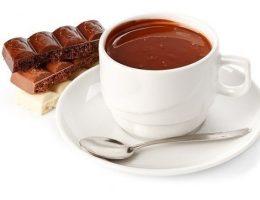 Миниатюра к статье Классический горячий шоколад