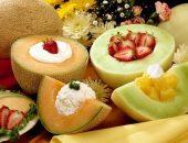 Миниатюра к статье Приготовь десерт из дыни