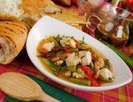 Миниатюра к статье Португальский зеленый суп