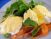Миниатюра к статье Скандинавский завтрак: яйцо-пашот и слабосоленый лосось