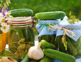 Миниатюра к статье Классический рецепт малосольных огурцов