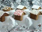 Миниатюра к статье Новогодняя сказка!Печенье-Домик!