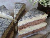 Миниатюра к статье Быстрый сметанный торт