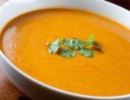Миниатюра к статье Тыквенный суп с натуральным вкусом и ароматом