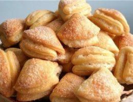 Миниатюра к статье Творожное печенье