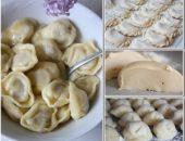 Миниатюра к статье Вкуснейшее универсальное заварное тесто для вареников, пельменей, поз, чебуреков...