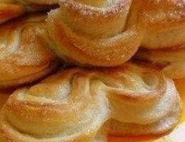 Миниатюра к статье Плюшка сахарная