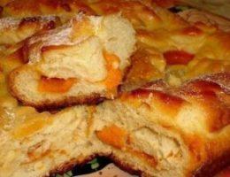 Миниатюра к статье Быстрый пирог