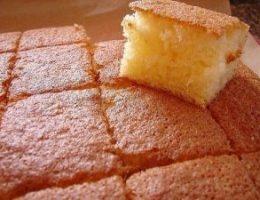 Миниатюра к статье Идеальный пышный бисквит для тортов