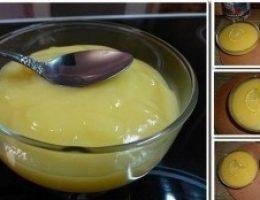 Миниатюра к статье Вкуснейший лимонный крем