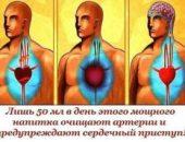 Миниатюра к статье Лишь 50 мл в день этого мощного напитка очищают артерии и предупреждают сердечный приступ!