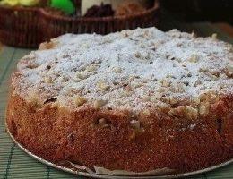 Миниатюра к статье Обалденный яблочный пирог «Домашний»