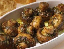 Миниатюра к статье Низкокалорийное грибное блюдо