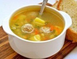 Миниатюра к статье Подборка супов правильного питания