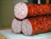 Миниатюра к статье Куриная домашняя колбаса к праздничному столу