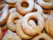 Миниатюра к статье Воздушные пончики (на сгущеном молоке)