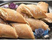Миниатюра к статье Рулет-печенье с грецкими орехами и безе