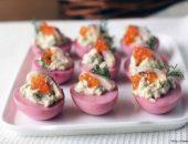 Миниатюра к статье Вкусные и красивые фаршированные яйца