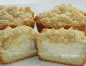 Миниатюра к статье Тертые кексы с начинкой