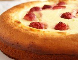 Миниатюра к статье Быстрый творожный пирог