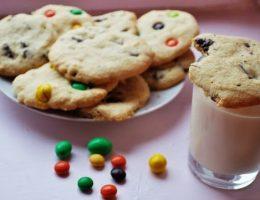 Миниатюра к статье American cookies (Американское печенье)