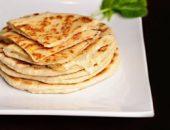 Миниатюра к статье Мгновенный хачапури на сковороде