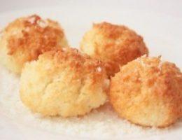 Миниатюра к статье Вкусное кокосовое печенье за 15 минут. Вкусно и просто!