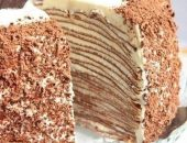 Миниатюра к статье Блинный торт