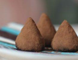 Миниатюра к статье Шоколадные трюфели